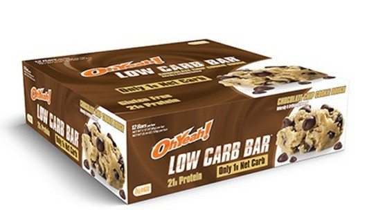 Oh Yeah Low Carb Bar - 12x60g