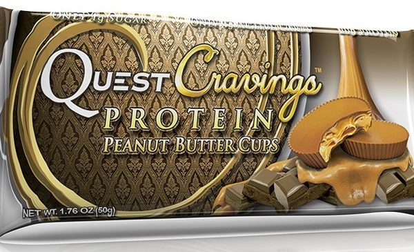 Quest Cravings Peanut Butter Cup - 50g