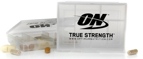 Optimum Nutrition Pillenbox