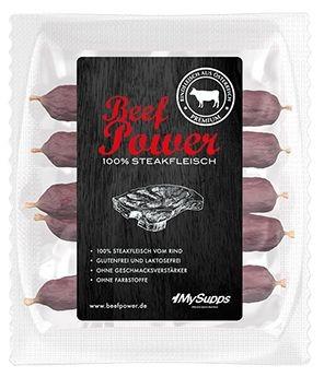 Beef Power Protein Snack - 20 Stück