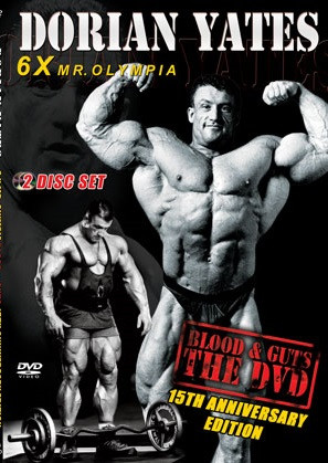 Dorian Yates BLOOD & GUTS - DVD Special Edition