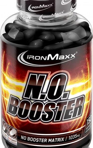 Ironmaxx N.O. Booster - 150 Kapseln