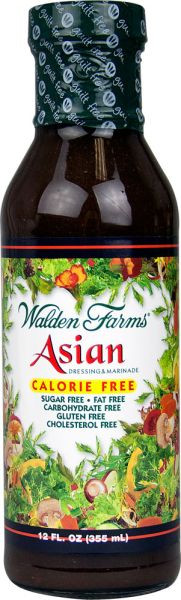 Walden Farms Asian Dressing - 355ml Flasche