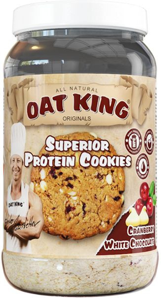 LSP Oat King Superior Protein Cookies - 500g Dose