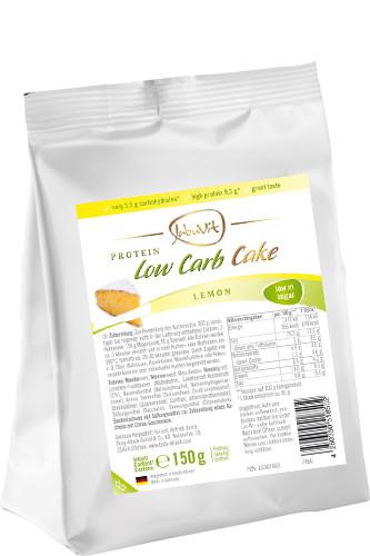 JabuVit Low Carb Zitronenkuchen Mischung - 150g
