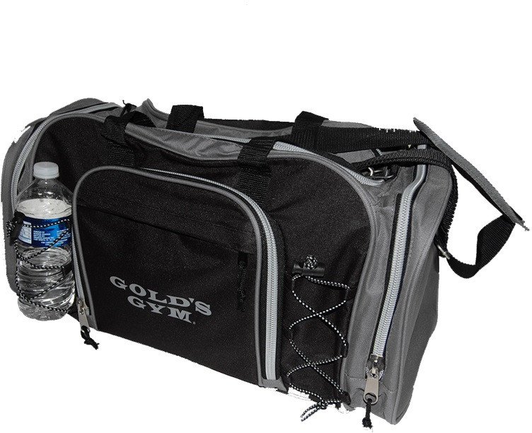 Golds Gym Hercules Duffel Bag