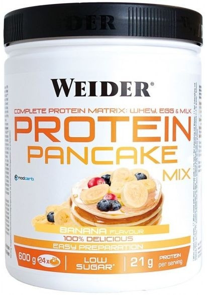 Weider Protein Pancake Mix - 600g Dose