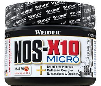Weider Nos X10 Micro - 300g Dose