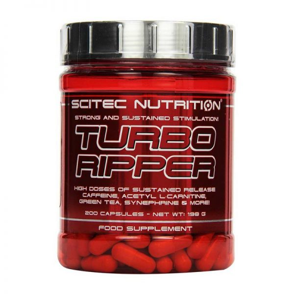 Scitec Nutrition Turbo Ripper 200 Kapseln