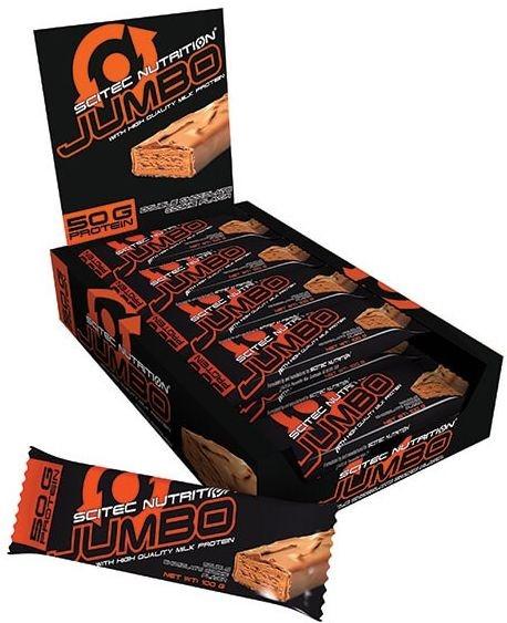 Scitec Nutrition Jumbo - 20 x 100g Riegel