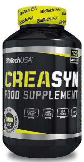 BioTechUSA Creasyn - 120 Kapseln