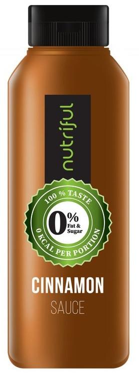 Nutriful Zimt Sauce - 265 ml