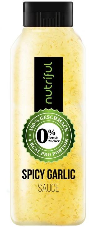 Nutriful Spicy Garlic Sauce - 265ml