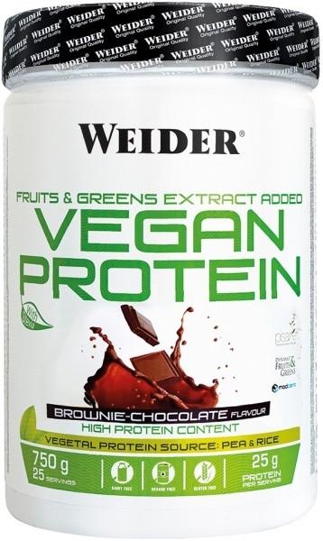 Weider Vegan Protein - 750 g