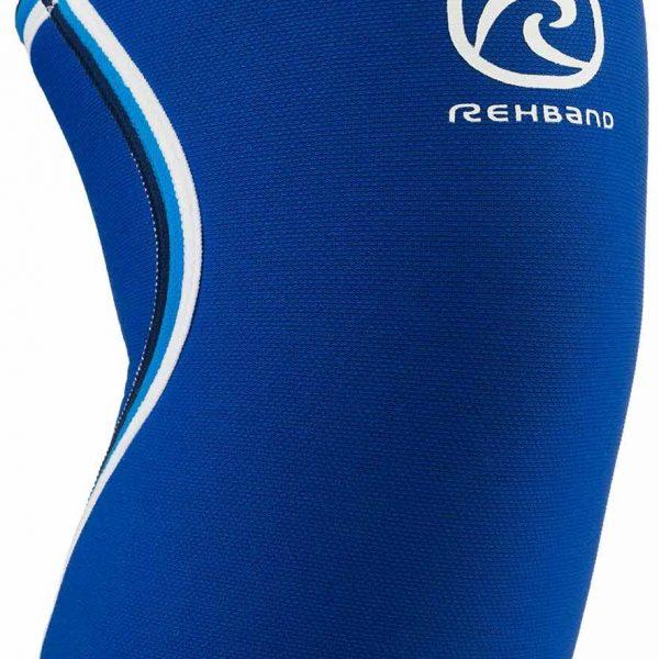 Rehband Kniebandage Retro 7mm Neopren - blau