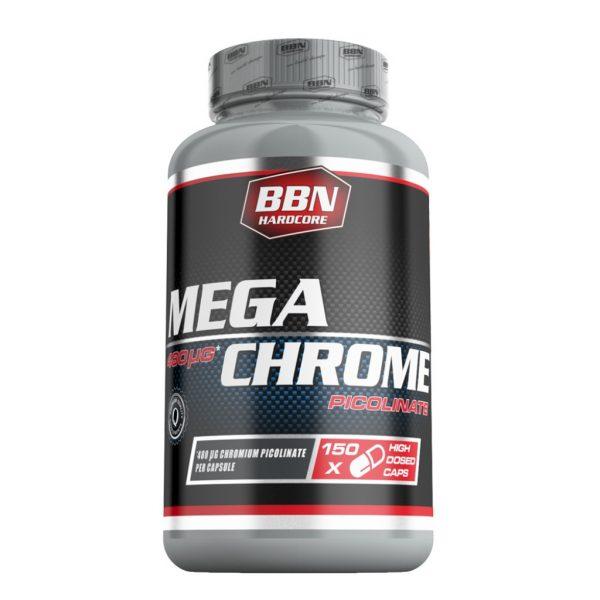 Best Body Nutrition Mega Chrome - 150 Kapseln