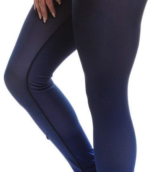 Golds Gym Sublimated Tight Pants navy