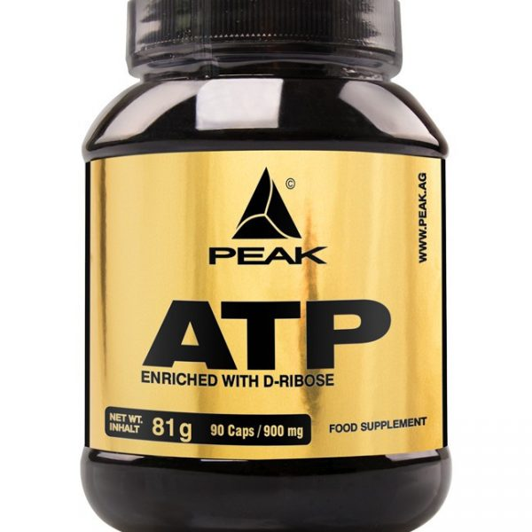 Peak ATP - 90 Kapseln