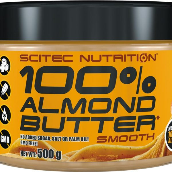 Scitec Nutrition 100% Almond Butter - 500g