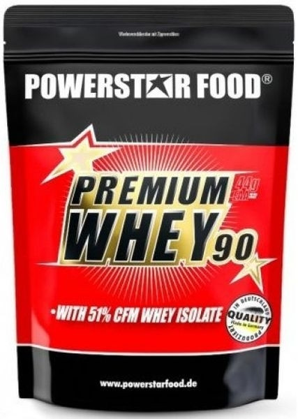 Powerstar Premium Whey Gold - 3x850g