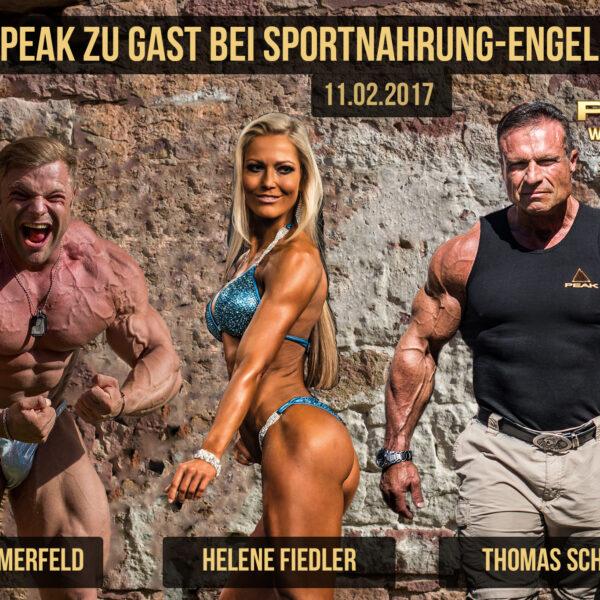 Ticket: Peak Trainings- und Ernährungsseminar