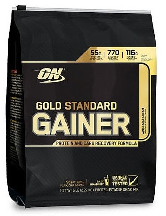 Optimum Nutrition Gold Standard Gainer - 3
