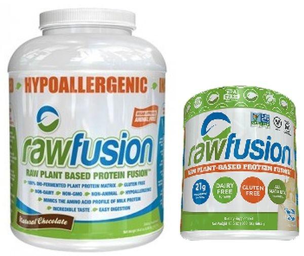 SAN RAW FUSION Vegan Protein
