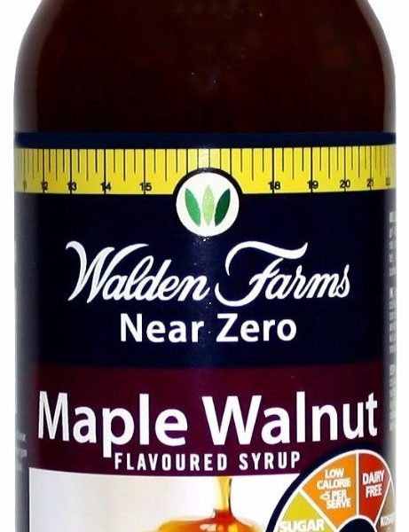 Walden Farms Maple Walnut Syrup - 355 ml