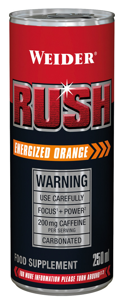 Weider Rush Drink - 250ml