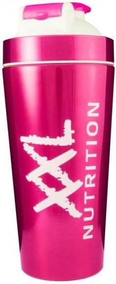 XXL Nutrition Shaker aus Stahl