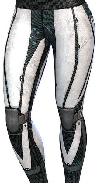 Anarchy Apparel Robota Leggings