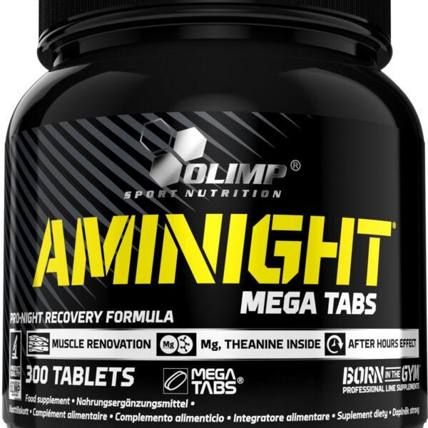 Olimp Aminight - 300 Tabletten