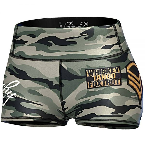 Anarchy Apparel Commando Hot Pants