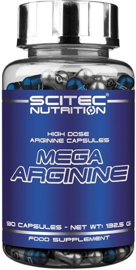 Scitec Mega Arginin Caps - 120 Kapseln