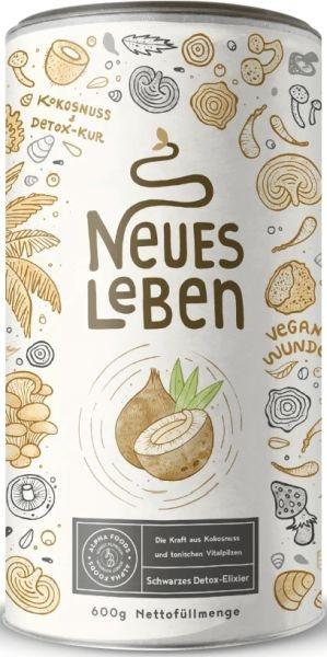 Alpha Foods Neues Leben Detox - 600 g