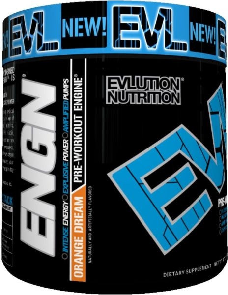 EVL Nurition ENGN Pre-Workout
