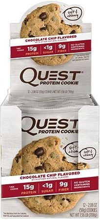 Quest Nutrition Protein Cookie - 12 Cookies