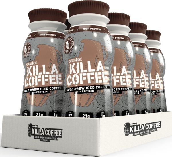 Grenade Killa Coffee - 8x 250ml Sparpack