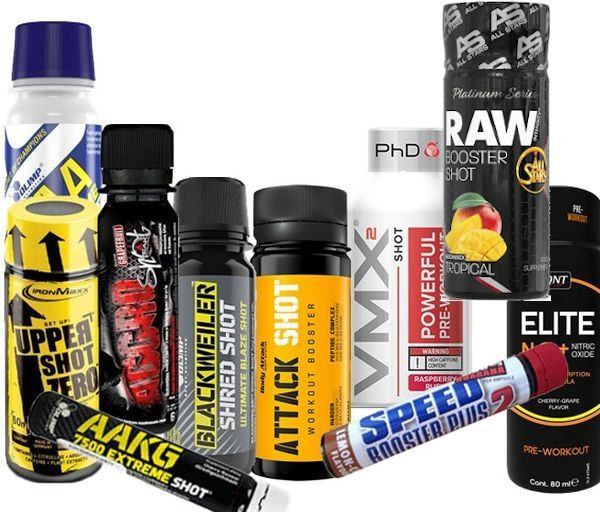 Energy Shot Start Up Package