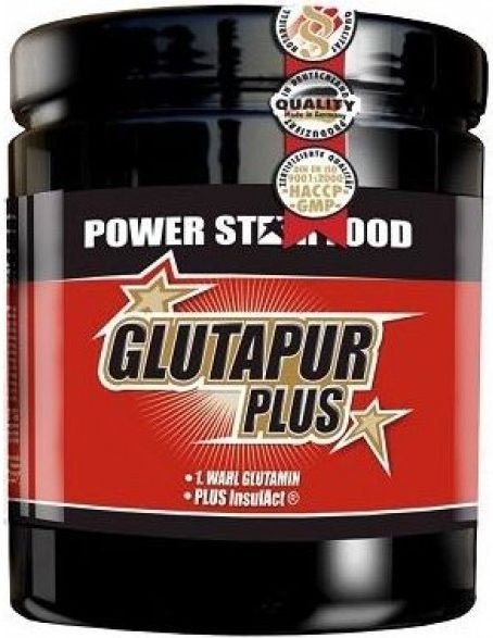 Powerstar Food L-Glutapur plus - 400g Dose