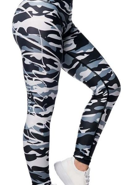 Anarchy Apparel Commando Leggings - gray
