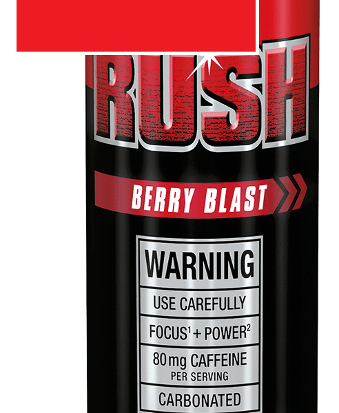 Weider Rush Drink - 24x 250ml