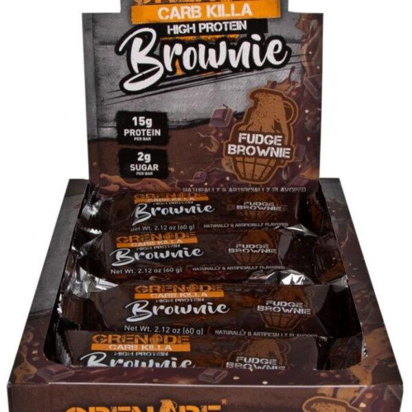 Grenade Carb Killa Brownie - 12x 60g Brownie