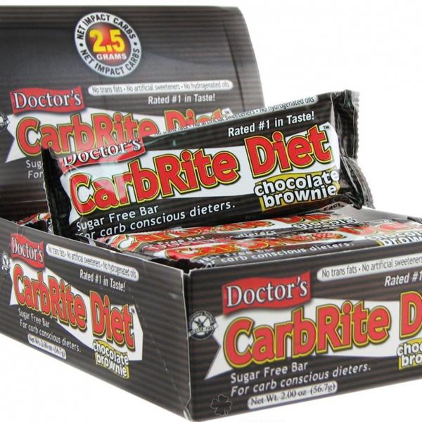 Universal Nutrition Doctor's CarbRite Diet Bar - 12 Riegel