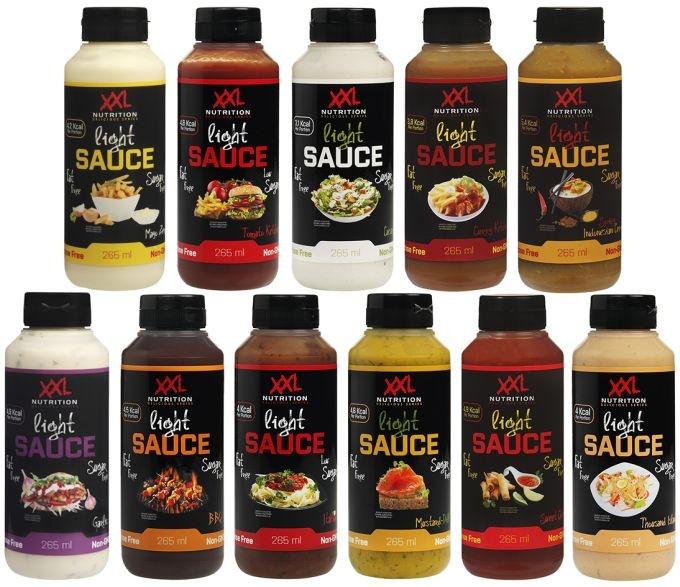 XXL Nutrition Light Sauce - Bolognese - MHD WARE 17.12.2020