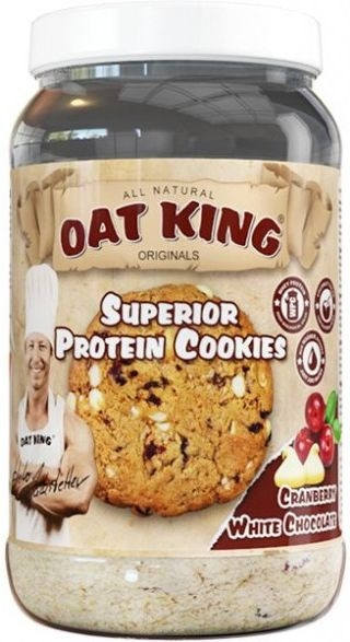 LSP Oat King Superior Protein Cookies - 500g - MHD WARE 30.07.2019