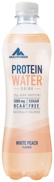 Multipower Protein Water - 500 ml Drink