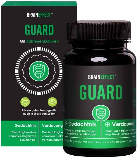 Braineffect Guard Probiotika - 60 Kapseln