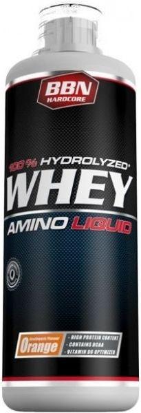 Best Body Nutrition Whey Amino Liquid - 1000ml - MHD WARE 06/2020