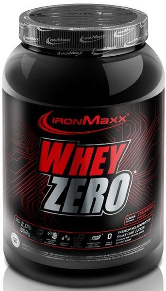 Ironmaxx Whey Zero - 908 g